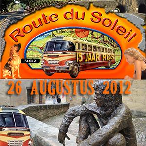 Route du Soleil 26 augustus 2012 (Ardeche)
