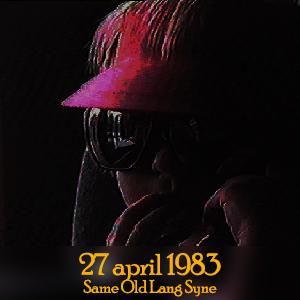 Weeshuis van de Hits 27 april 1983