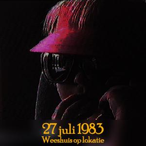 Weeshuis van de Hits 27 juli 1983