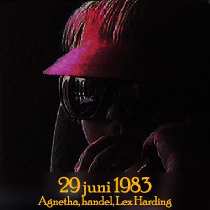 Weeshuis van de Hits 29 juni 1983