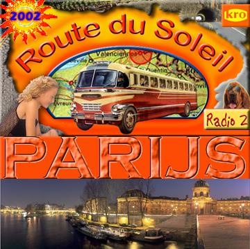 Route du Soleil 27 juli 2003 (Parijs)
