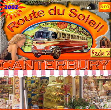 Route du Soleil 10 augustus 2003 (Canterbury)