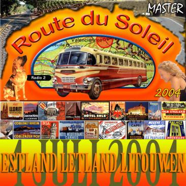 Route du Soleil 4 juli 2004 (Estland)