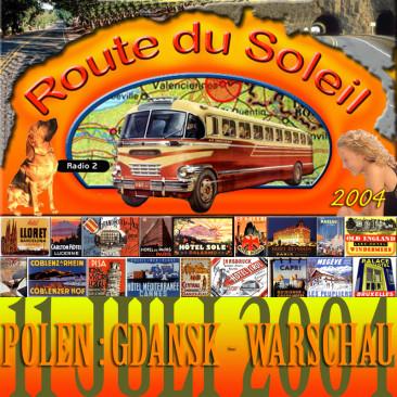 Route du Soleil 11 juli 2004 (Polen)
