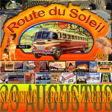 Route du Soleil 29 augustus 2004 (Slovenië)