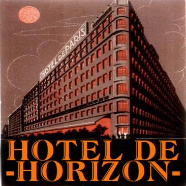 Hotel de Horizon – De Begrafenis