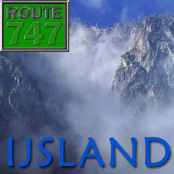 Route 747 – IJsland