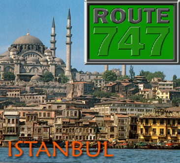 Route 747 – Istanbul