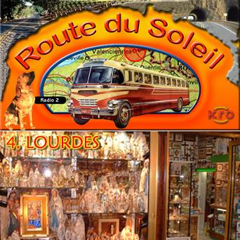 Route du Soleil 22 juli 2001 (Lourdes)