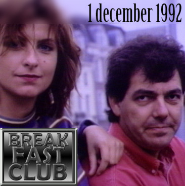 Breakfast Club 1 december 1992