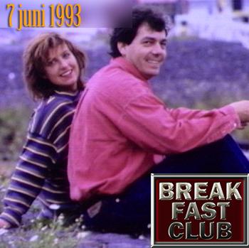 Breakfast Club 7 juni 1993