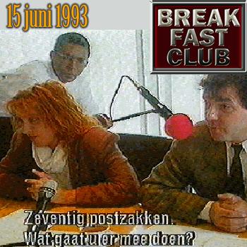 Breakfast Club 15 juni 1993
