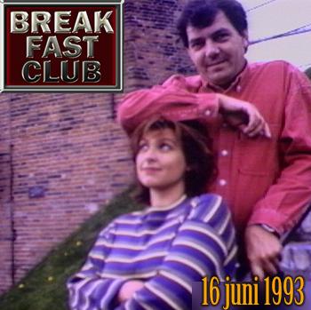 Breakfast Club 16 juni 1993