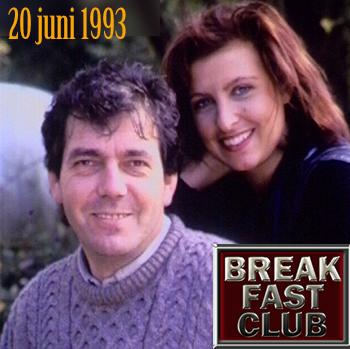 Breakfast Club 20 juni 1993