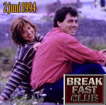 Breakfast Club 2 juni 1994