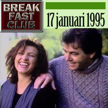 Breakfast Club 17 januari 1993
