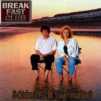 Breakfast Club 6 oktober 1997 (visafslag IJmuiden)